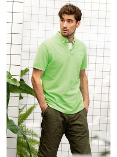 Tom Tailor Polo POLO SHIRT MET LOGO PATCH 1018853XX10 21421