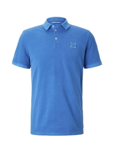 polo shirt met logo patch 1018853xx10 tom tailor polo 15527