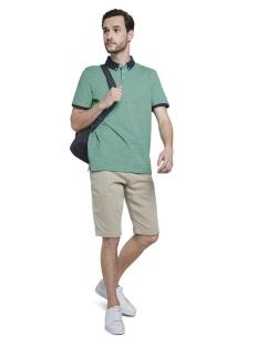 polo shirt met all over print 1018854xx10 tom tailor polo 23707