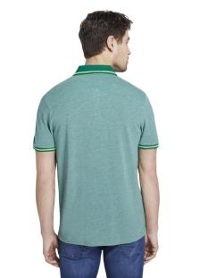 tweekleurige polo 1018864xx10 tom tailor polo 22844