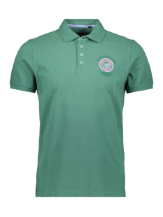 NZA Polo KARORO 19BN100 485 DUSTY GREEN