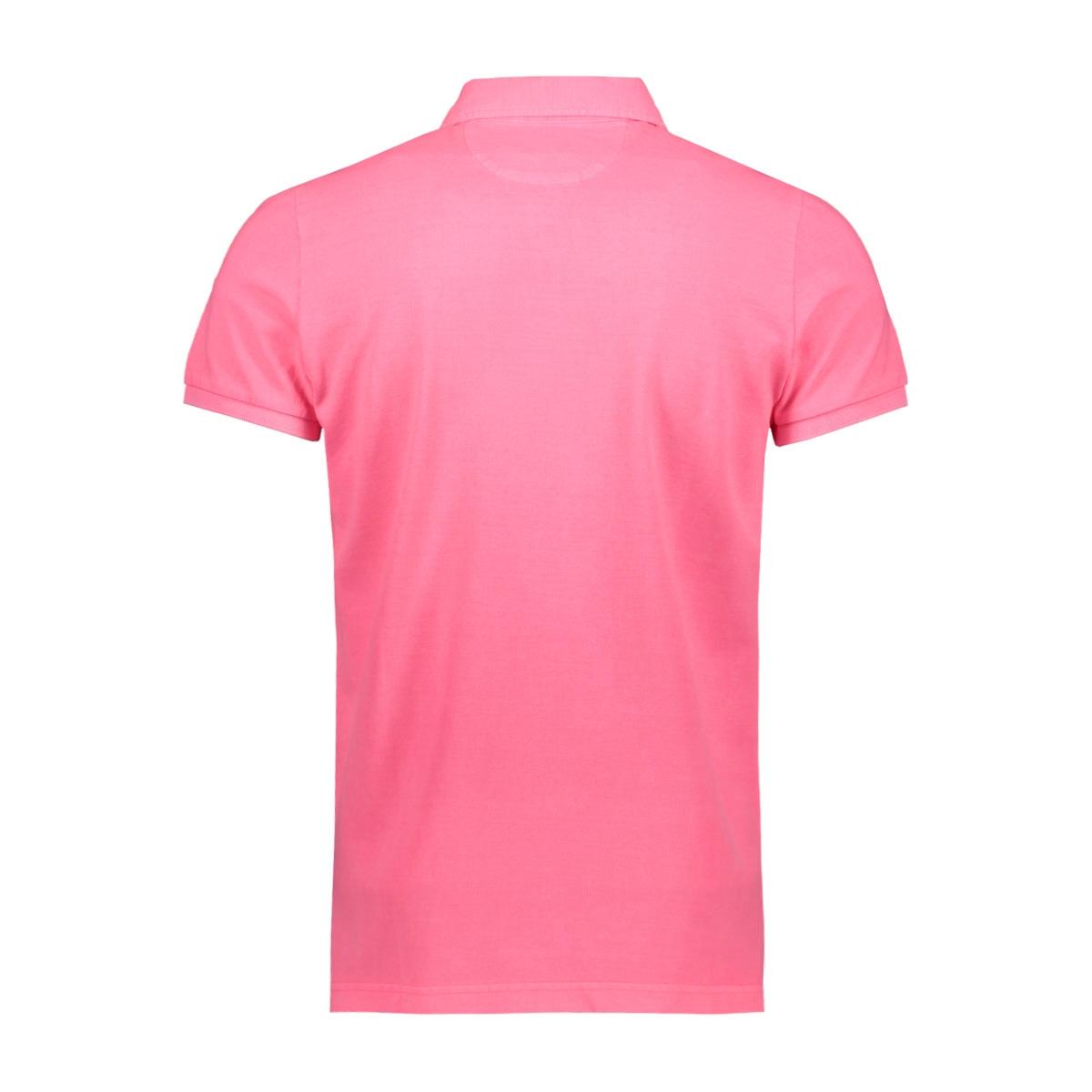 karoro 19bn100 nza polo 690 neon pink