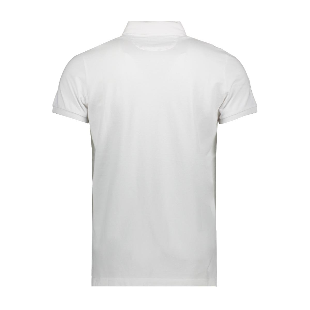 karoro 19cn100 nza polo 10 white