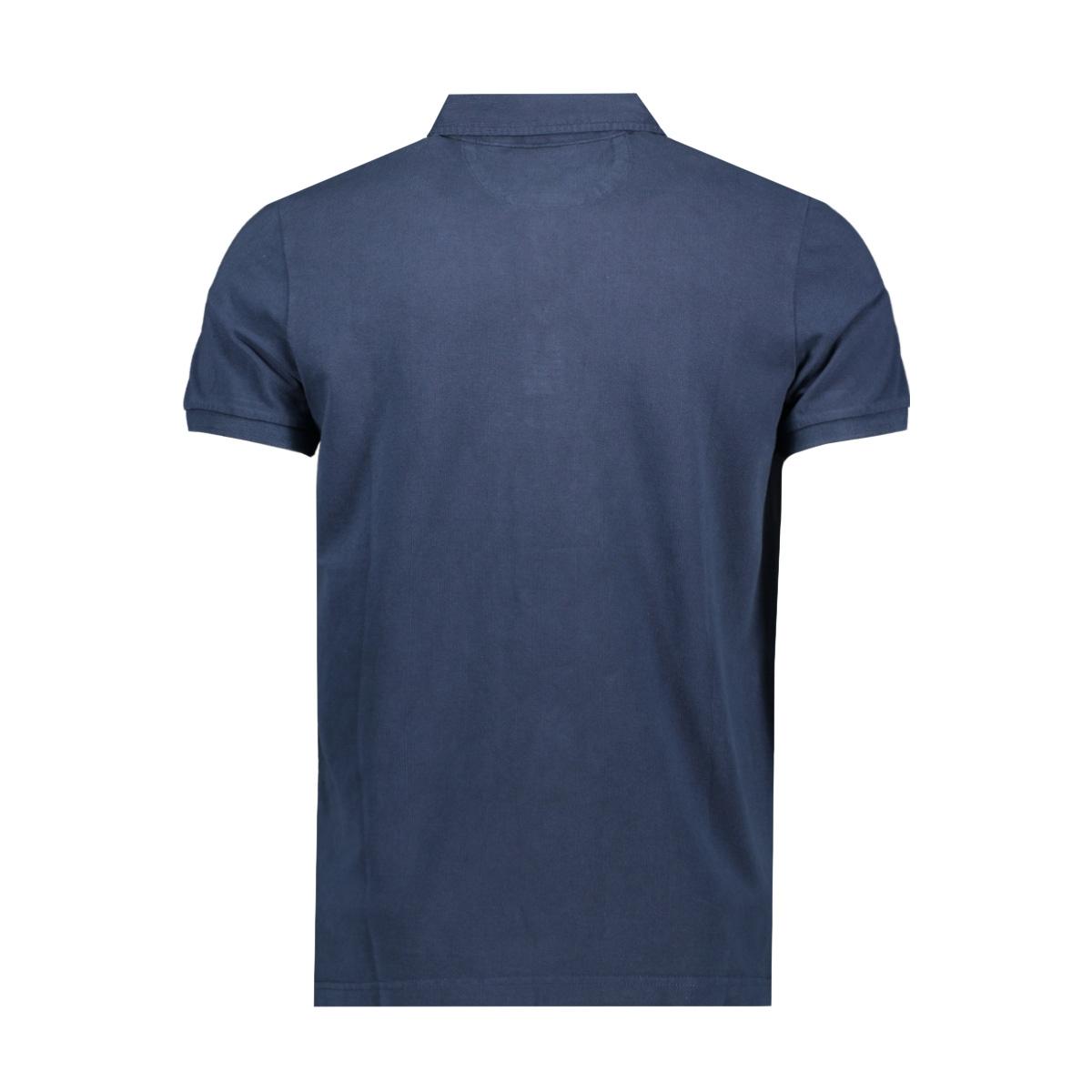 karoro 19cn100 nza polo 282 marine blue