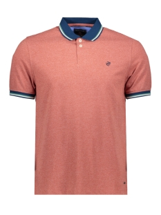 Campbell Polo CLASSIC POLO KM 052943 003 DONKERROOD UNI