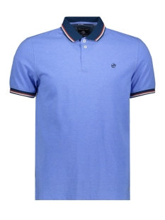 Campbell Polo CLASSIC POLO KM 052943 001 MIDDENBLAUW