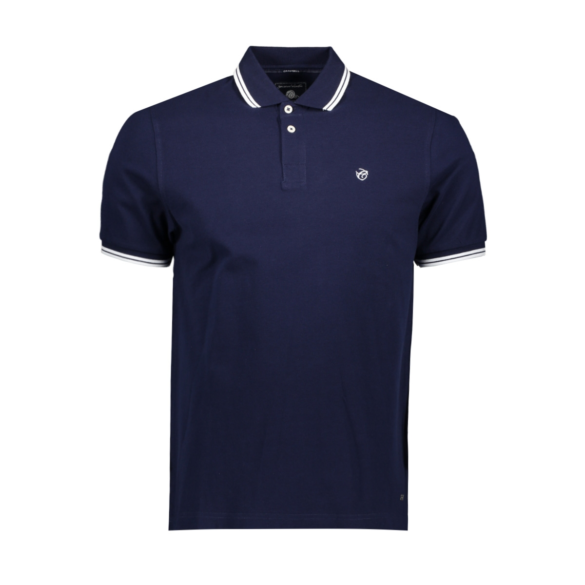 classic polo km 052936 campbell polo 004 donkerblauw uni