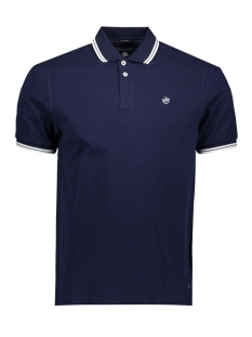 Campbell Polo CLASSIC POLO KM 052936 004 DONKERBLAUW UNI