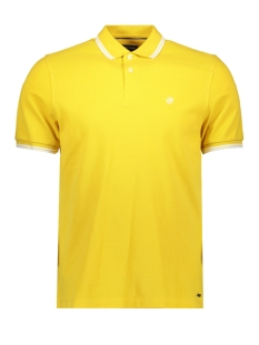 Campbell Polo CLASSIC POLO KM 052936 008 GEEL