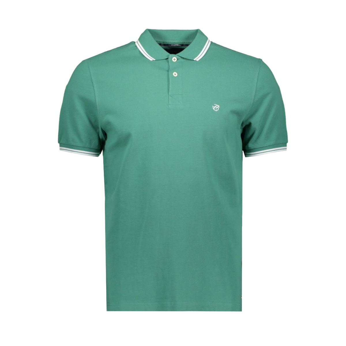 classic polo km 052936 campbell polo 007 flessen groen