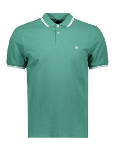 Campbell Polo CLASSIC POLO KM 052936 007 FLESSEN GROEN
