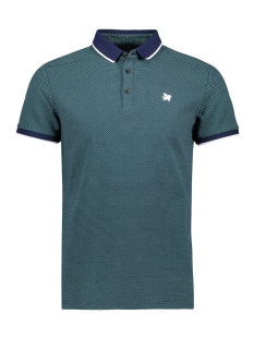 Vanguard Polo SHORT SLEEVE PIQUE POLO WITH PRINT VPSS203882 5318