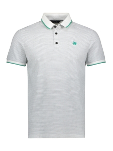 short sleeve pique polo with print vpss203882 vanguard polo 7003