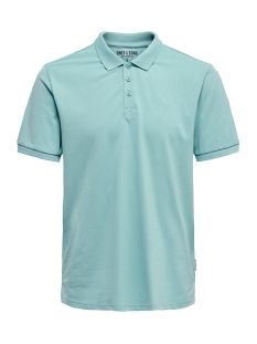 onsscott life pique polo noos 22013117 only & sons polo aquatic