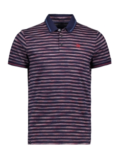 Vanguard Polo SHORT SLEEVE STRIPE PIQUE POLO VPSS203854 5318
