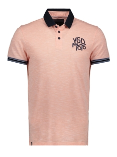 Vanguard Polo SHORT SLEEVE SLUB PIQUE POLO VPSS203865 2092