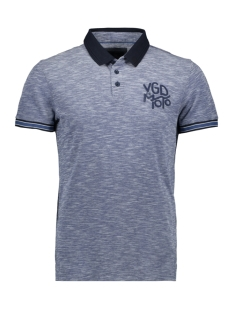 Vanguard Polo SHORT SLEEVE SLUB PIQUE POLO VPSS203865 5318