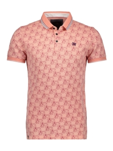 Vanguard Polo SHORT SLEEVE PIQUE POLO WITH PRINT VPSS203870 2092