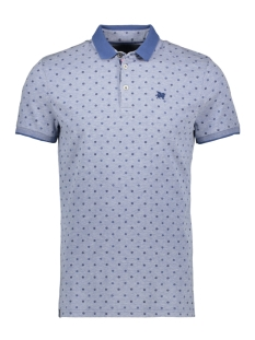 Vanguard Polo SHORT SLEEVE PIQUE POLO WITH PRINT VPSS204878 5054