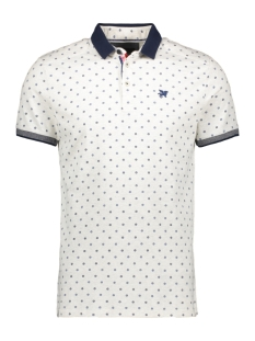 Vanguard Polo SHORT SLEEVE PIQUE POLO WITH PRINT VPSS204878 910