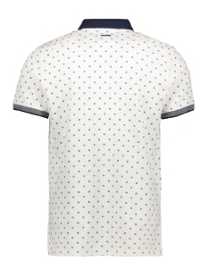 short sleeve pique polo with print vpss204878 vanguard polo 910