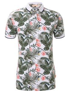 Tom Tailor Polo POLO MET ALLOVER PRINT 1019094XX12 23867