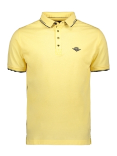 poloshirt 23121 gabbiano polo yellow