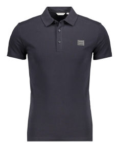 Antony Morato Polo POLO SPORT THE GREEN MMKS01419 7066 NIGHT BLUE