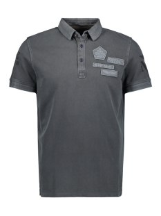 PME legend Polo RUGGED PIQUE SHORT SLEEVE POLO PPSS204869 5287
