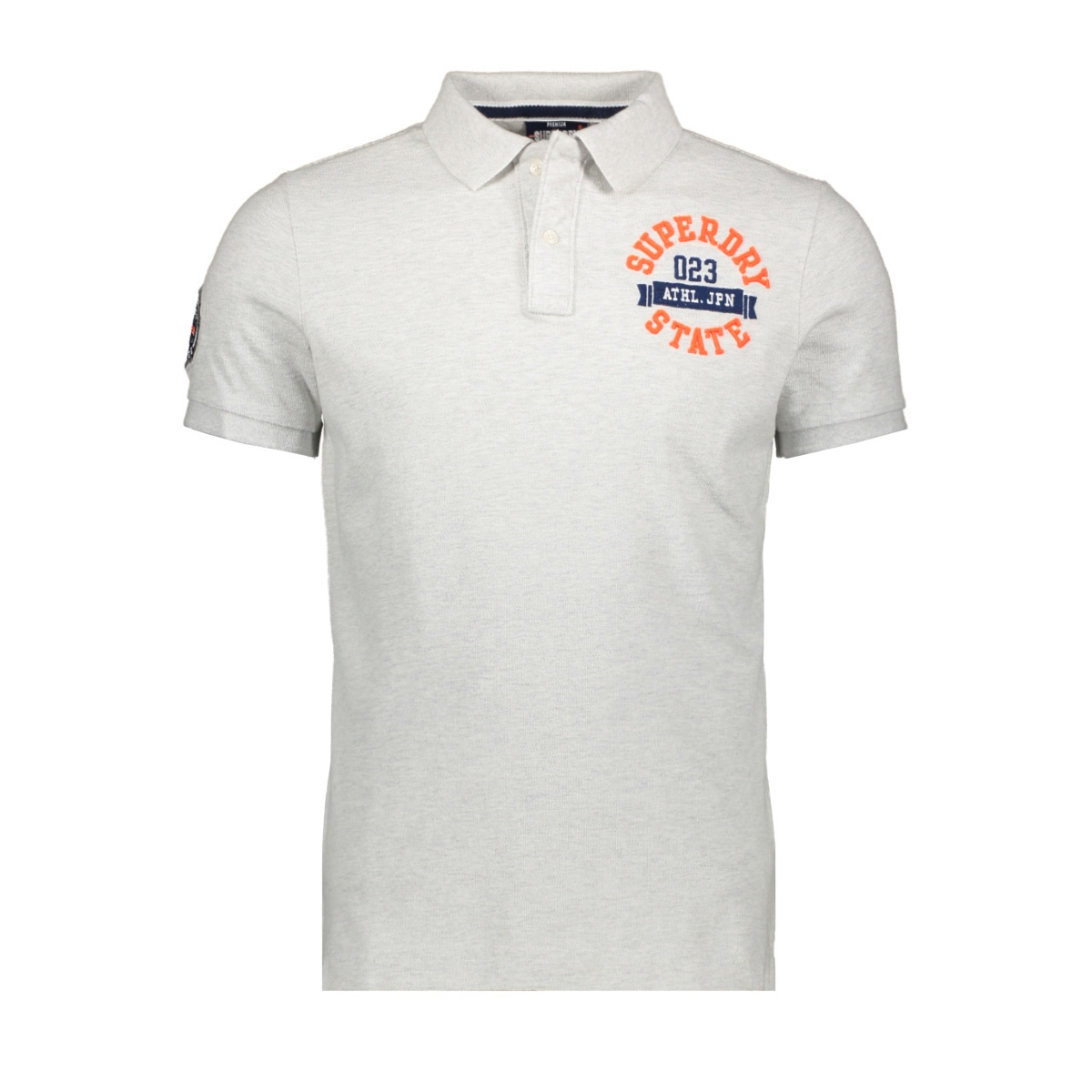 classic superstate s s polo m1110008a superdry polo ice marl