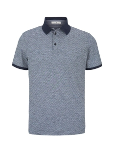 Tom Tailor Polo POLO MET ALL OVER PRINT 1018897XX10 22919