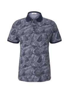 Tom Tailor Polo POLO MET ALL OVER PRINT 1018897XX10 10662