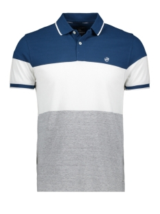 Campbell Polo CLASSIC POLO KM 052940 001 DONKERBLAUW