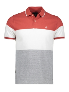Campbell Polo CLASSIC POLO KM 052940 003 DONKERROOD
