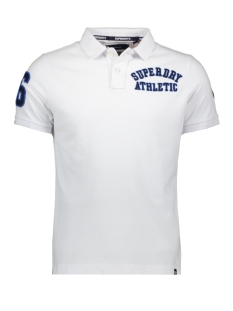 Superdry Polo CLASSIC PIQUE POLO M11008ET OPTIC