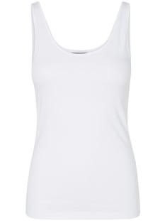 Vero Moda Top vmMaxi My Soft Tank Top 10148253 bright white