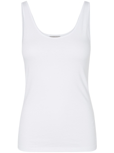 Vero Moda Top VMMAXI MY SOFT UU TANK TOP NOOS 10148253 bright white