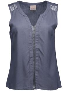 vmrhea lace detail top 10163615 vero moda top ombre blue