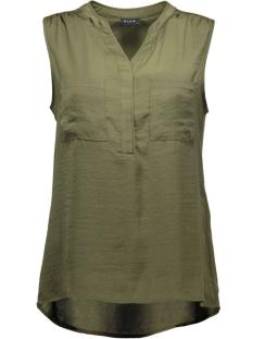 viMelli Pocket Top 14033198 ivy green