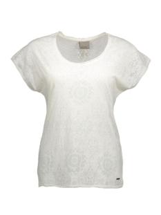 vmerin ss wide top a 10156067 vero moda t-shirt snow white