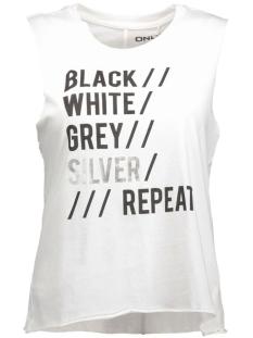 onlpanda sl black/back top box ess 15117270 only top bright white/black