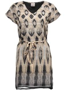 vmmaxima s/s tunic nfs 10168351 vero moda tuniek frost gray/festival