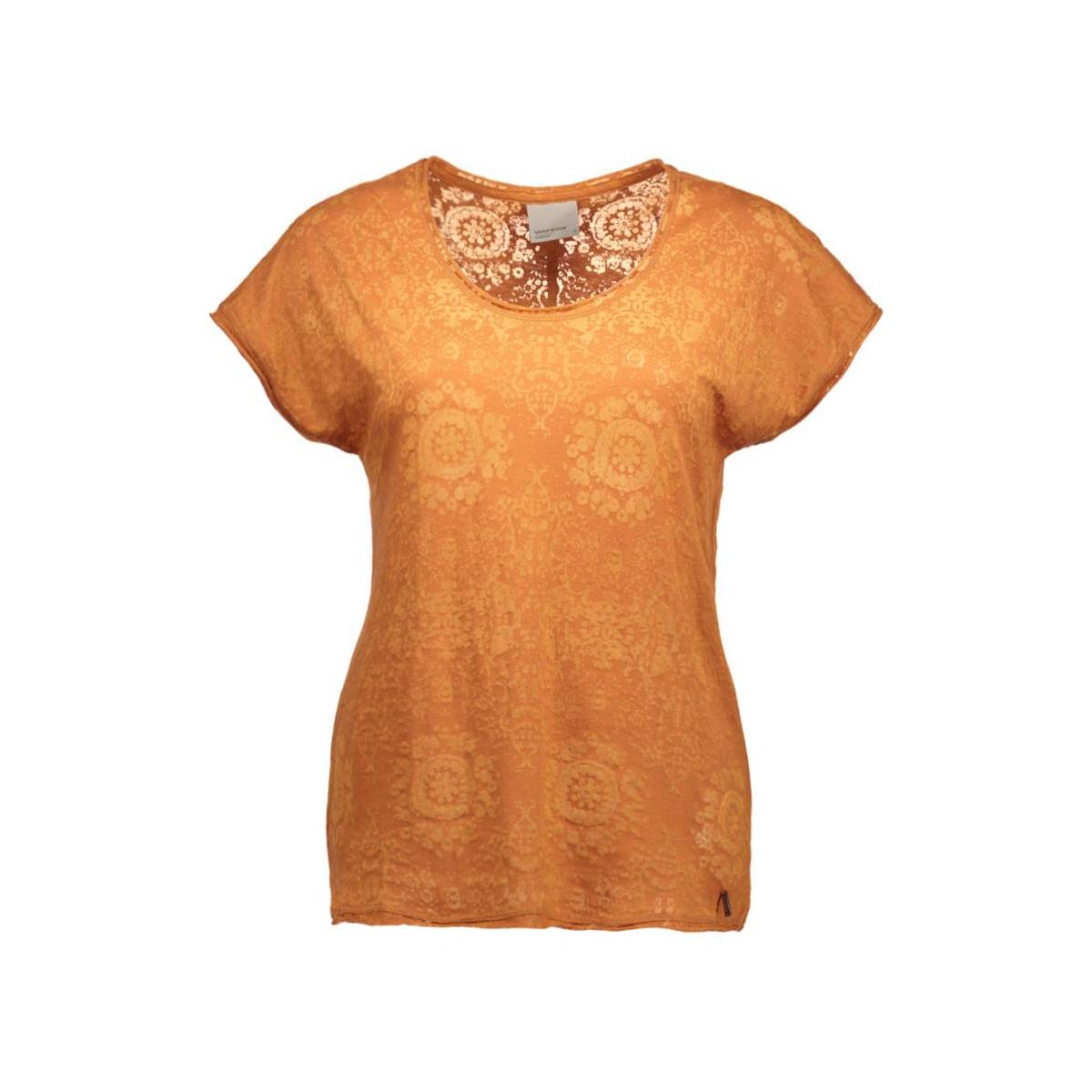 vmerin ss wide top a 10156067 vero moda t-shirt adobe