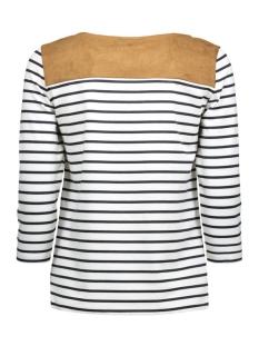 vitinny mix top 14035751 vila t-shirt snow white