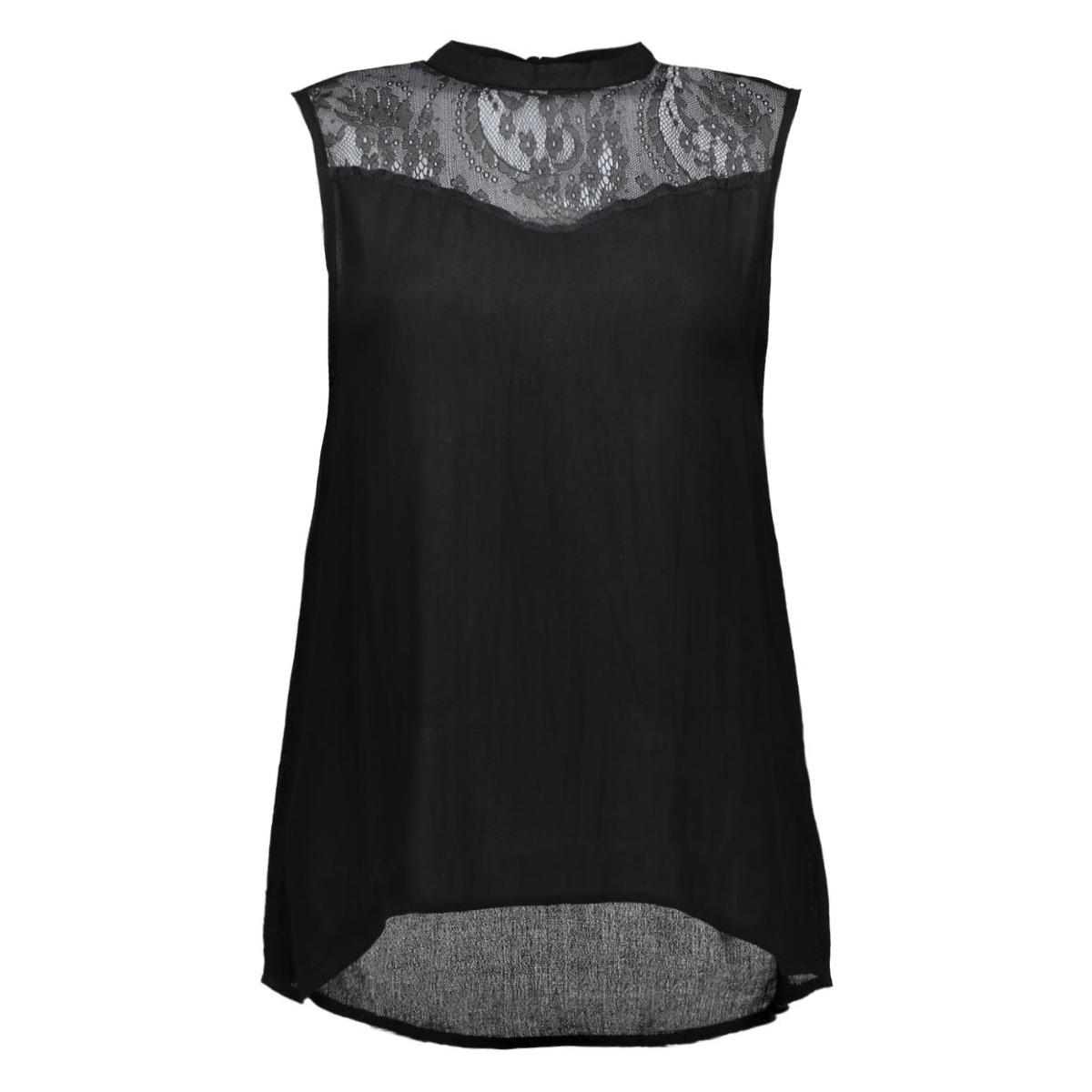 jdylappie sl lace top wvn 15120147 jacqueline de yong top black