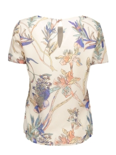 vmkarla s/s top e10 10168561 vero moda t-shirt pink tint/comb