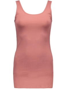 Only Top onlLIVE LOVE LONG TANK TOP NOOS 15060061 Withered Rose