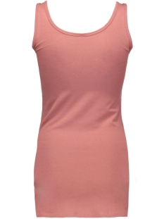 onllive love long tank top noos 15060061 only top withered rose