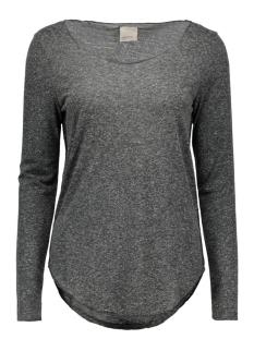 Vero Moda T-shirt VMLUA LS TOP NOOS 10158658 Black