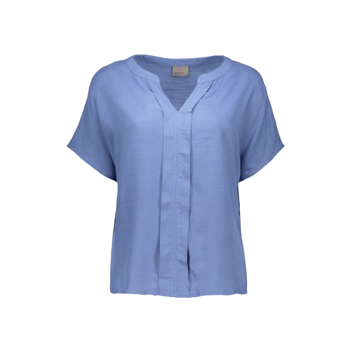 vmelisa s/s top 10157215 vero moda blouse colony blue